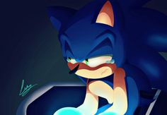 Sonic Forces, Sonic in the jail.
