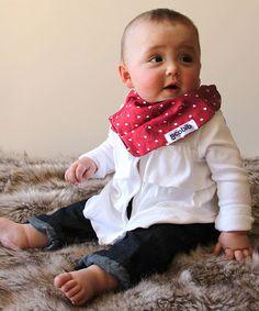 Love this Red & White Heart Scabib by Scabib on #zulily! #zulilyfinds