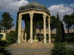 Мавзолей Хафиза в Ширазе