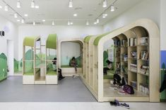 transformable pavilion for kid Learning Spaces, School Design, Pavilion, Architects, Interior Design, Books, Projects, Kids, Furniture