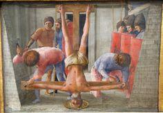 Martirio dei ss. Pietro e G. Battista, 1426