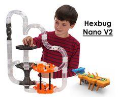 Hexbug Nano v2 https://www.facebook.com/topceller/photos/a.929022840519865.1073741830.608430945912391/929022917186524/?type=3&theater