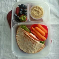 Grown-up #bento for a Husband working today through his lunch break. Packed in #EasyLunchboxes