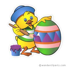easter clip art | Use these free images for your websites, art projects, reports, and ...