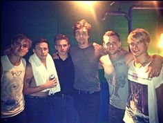 Best: Mcfly and NewHollow band