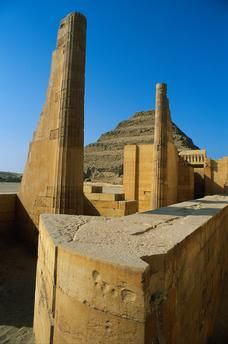 Egyptian Pyramid Architecture ancient egyptian temples found on crystalinks--is this material to