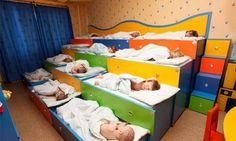Diy home decor Diy home decor - Home Daycare Rooms, Toddler Daycare Rooms, Home Childcare, Baby Playroom, Kids Daycare, Kindergarten Interior, Kindergarten Design, Daycare Design, Kids Gym