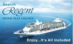 #RegentSevenSeas Cruises is recognized as one of the world's premier luxury lines with features such as 6-star, all-suite, all-balcony ships and superior space and service ratios.