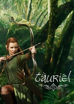 She proves that girls can be bad asses in Middle Earth while being themselves