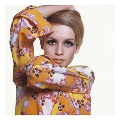 Twiggy, Vogue - March 1967