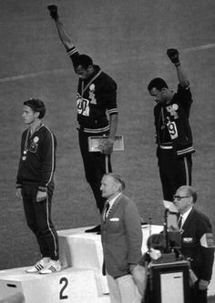 jessie owens | Geoff Small: Remembering the Black Power protest | Comment is free ...