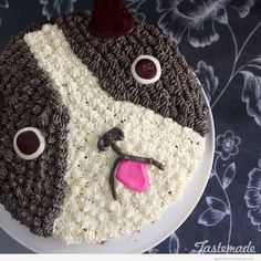What a cute cake!!!! – Boston Terrier Pictures ❤❤❤ from BostonTerrierWorld.com