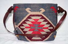 Turkish vintage kilim rug carpet bag backpack bohemian navajo style boho Gypsy #handmade #ShoulderBag