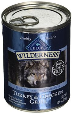 Blue Buffalo 596420 Wilderness Canned Dog Food Large -- To view further for this item, visit the image link. (Note:Amazon affiliate link)
