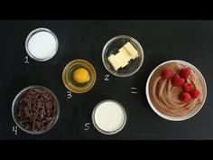 Are you someone who is quick to order Chocolate Mousse in a restaurant, but hesitates to make it at home? With only 5 ingredients, it's easier than you may t...