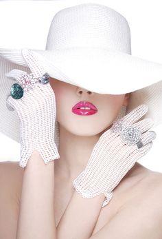 Gorgeous Fashionisa- Via ~LadyLuxury~