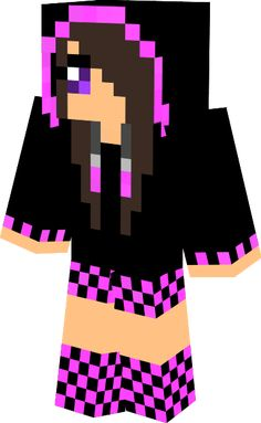 minecraft skins for girls with hats - Google Search | must make ...