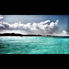 Cayo Coco, Cuba. Is this a real place? Holy love.