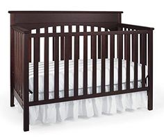 Graco Lauren Convertible Crib Cherry