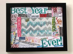 high school, cute picture collage ideas, picture frames, picture collage gift, collag pictur