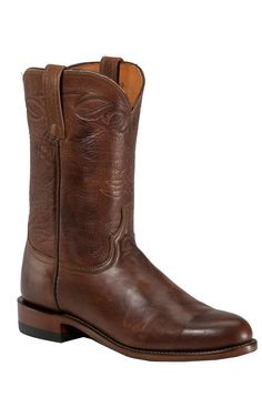 Lucchese® 1883™ Men's Tan Ranch Hand Roper Boot | Cavender's Boot City -  Any kind of cool roper cowboy boot - dont really need any already have 2 pair maybe some black ones