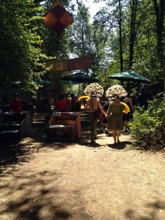 Get your hippy on at the Oregon Country Fair!