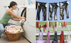 The ultimate guide on how to wash everything #DailyMail
