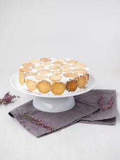 Pradobroty: Tvarohové dezerty Vanilla Cake, Camembert Cheese, Cooking, Sweet, Blog, Mascarpone, Backen, Vanilla Sponge Cake, Kochen