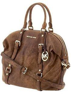 Michael Kors Bedford large satchel