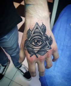 30 Mysterious Illuminati Tattoo Designs - Enlighten Yourself Check more at tatto.
