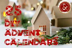 25 ιδέες για diy advent calendar! - Νεράιδες και Δράκοι