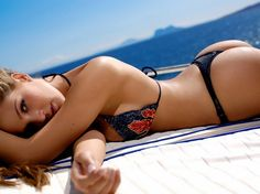 PM Hottie: Danielle O'Hara is in The House!