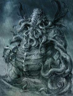 Cthulhu #Cthulhu #Lovecraft