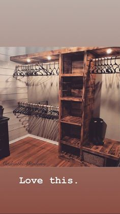 Schlafzimmer schrank Schlaf How Would You Like To Design Your Own Ranch House? Closet Bedroom, Home Bedroom, Master Closet, Bedroom Ideas, Master Suite, Country Master Bedroom, Basement Master Bedroom, Basement Closet, Closet Space