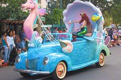 """""""Disney Stars and Motor Cars"""" (2001-2008)The """"Disney Stars and Motor Cars"""" was a daytime parade that ran at Disney-MGM Studios (the current, Disney Hollywood Studios) from October 1, 2001 to March 8, 2008. The parade first premiered on October 1, 2001 as part of the Walt Disney World Resort's 100 Years of Magic Celebration. The parade is a procession of characters riding in highly themed cars down the streets of Disney's Hollywood Studios in true Hollywood style. It moved to Walt ..."""