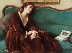 Daydreaming  Fernand Toussaint