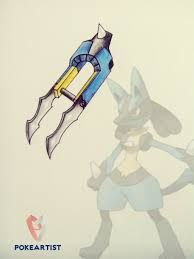 Image result for poke weapons
