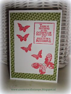 Butterfly Basics Stampin'Up!
