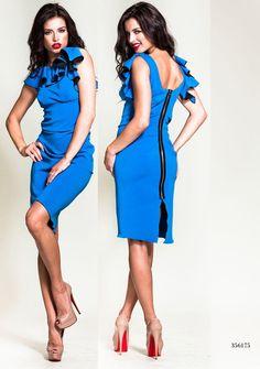 186bc65a9fbc #Aida by Nicole Bakti 356 Nice Dresses, Evening Dresses, Bodycon Dress, Cute