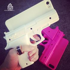 Cover pistola disponibile in 3 colori per iphone 5, 5s e iphone 6 € 24.90 Per acquistarla www.dream-shop.it #cover #pistola #gun #fashion #iphone #custodia #dreamshop #sneet #bang #crazy #amazing
