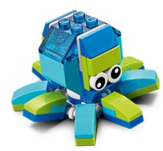 FREE LEGO Octopus Model Build at LEGO Stores on July 11 or July 12 on http://hunt4freebies.com