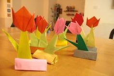 Origami Flowers Origami Shapes, Origami Flowers, Concept, Joy, Creative, Design, Glee, Being Happy