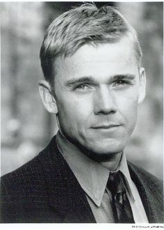 I have had a crush on him for years. The world needs more Rick Schroder