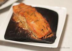 ... Copper River Coho Salmon at jemangelaville.com #salmon #fish #dinner