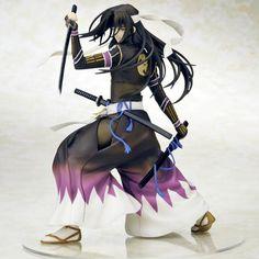 Hijikata Toshizou | Hakuouki Hekketsuroku #garagekit #anime #game