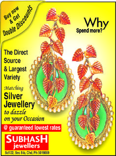 new arrivals @ Subhash Jeweller chandigarh