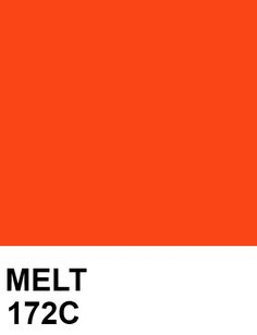 This hue of red orange has a pretty intense chroma. I think that it is interesting because when placed next to something that is red, it looks orange, but when next to something that is orange it looks red. I guess that's why it's called red-orange.