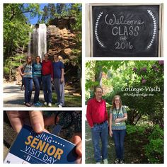 College Visits for Homeschoolers