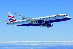 British Airways : E-Jet