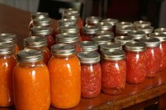 Which saves the most money-dehydrating, freezing or canning? For me, I'm not buying an extra freezer yet we're already running it